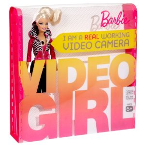 Barbie Video Girl Doll in Box