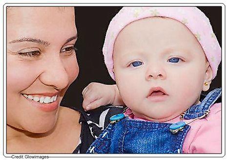 A baby brings so much Joy