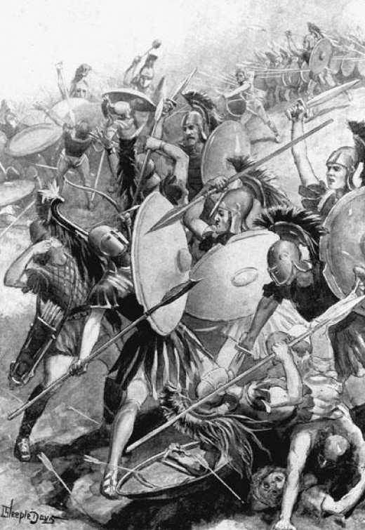 History of the Peloponnesian War Summary