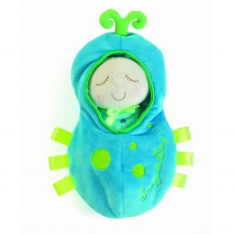 Snuggle Pod Snuggle Bug - The baby in the pod