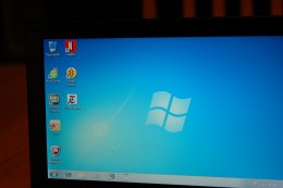 desktop on netbook