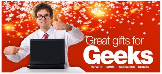 Valentines Gifts for Him - Geeks and Gamers