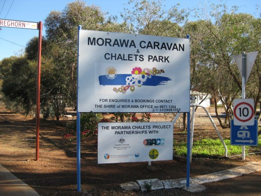 Welcome to Morawa - Have an enjoyable stay !