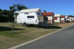 Camping at Dongara !