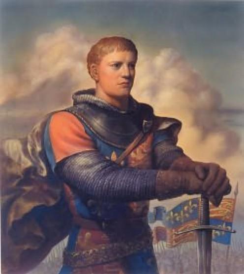 Henry V at Agincourt
