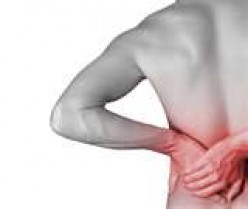 Back Pain - Muscle Spasms