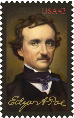 Edgar Allen Poe: The Postage Stamp.