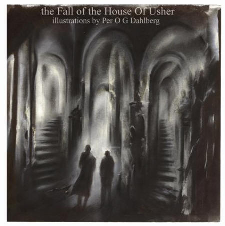 What lies within the House of Usher?