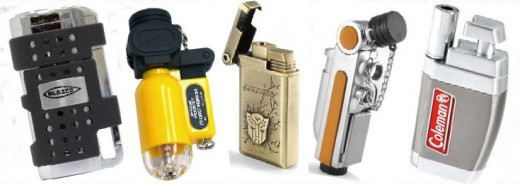 Torch Lighters - Valentines Gifts for Him