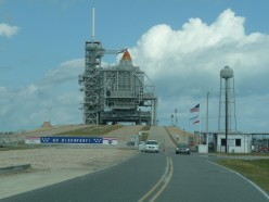Go Discovery! Space Shuttle Discovery on Pad 39A - 2 Nov 2010