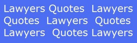 famous lawyer quotes funny inspirational and thank you