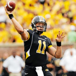 junior QB Blaine Gabbert (Missouri)