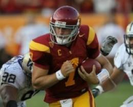 sophomore QB Matt Barkley (USC)