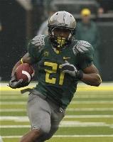 sophomore RB LaMichael James (Oregon)