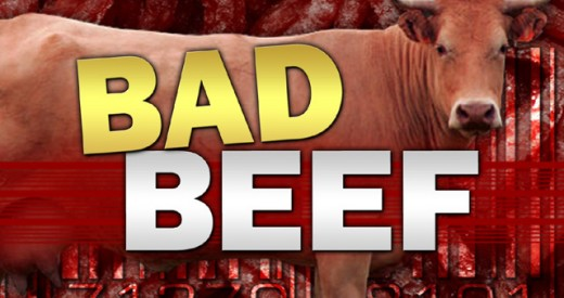 Ammonia in US Beef