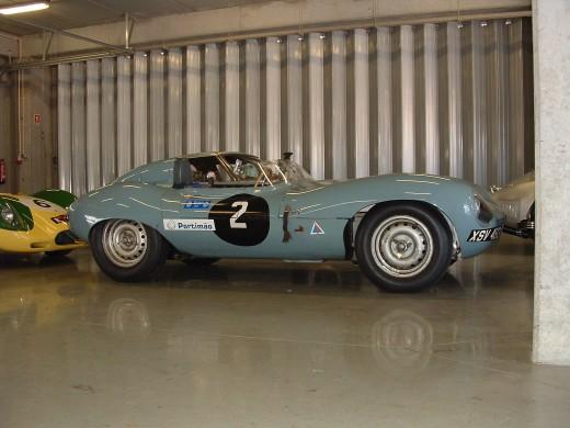 Jaguar D Type XKD00035