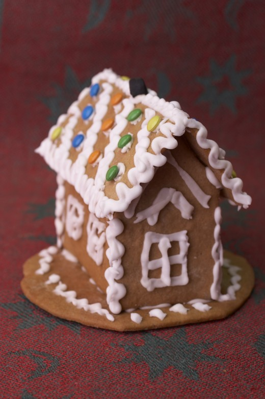 Gingerbread House Rf-ll License