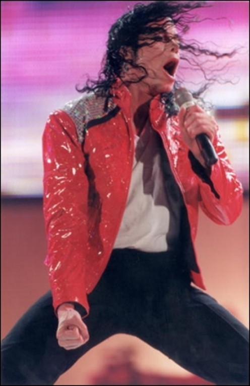 Michael Joseph Jackson - The King of Pop (August 29, 1958  June 25, 2009)