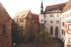 Colditz Inner Courtyard