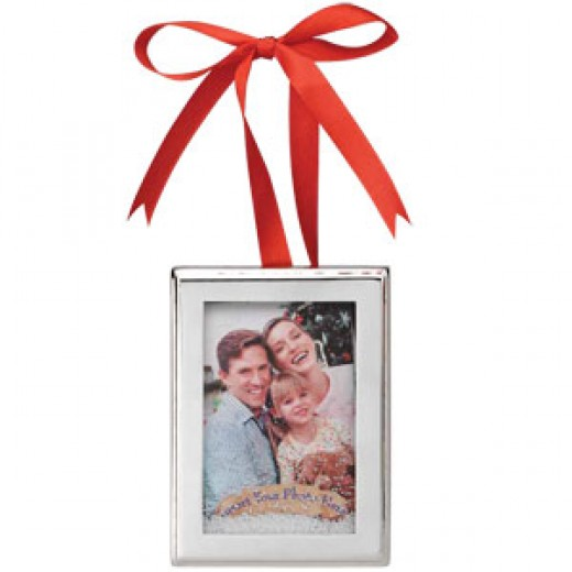 Picture Frame Ornaments