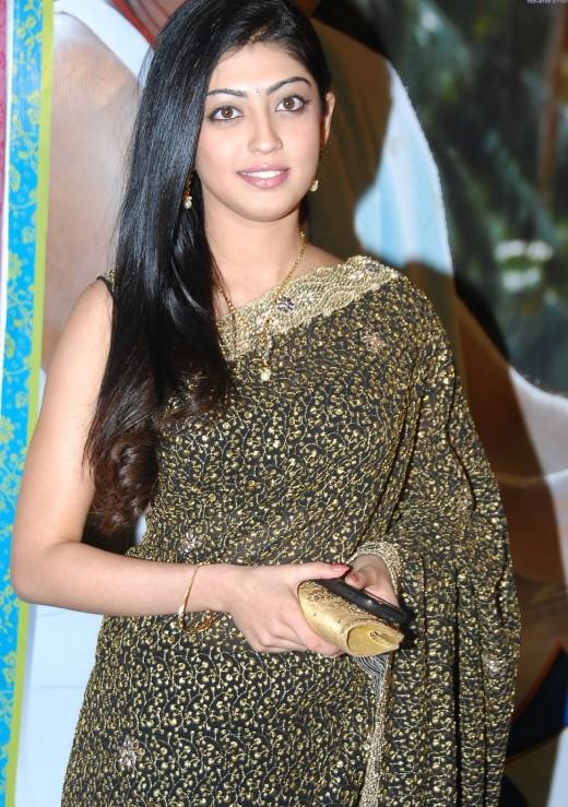 Praneetha in saree