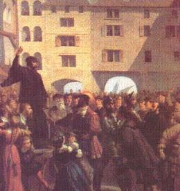 Lucas Cranach The Elder Christ Adulteress