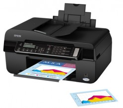 Epson WorkForce 520 Review