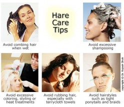 Tips on Natural Hair Loss Treatment