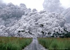Volcanic Activities in Asia in 2011