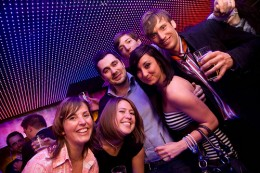 New Year London parties