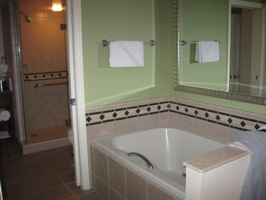Master Bedroom Bathing