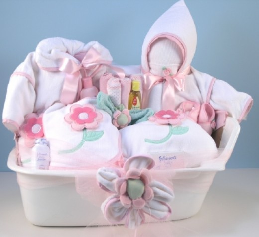 Baby Shower Gifts to Make