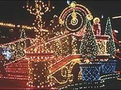 Minneapolis Minnesota Holidazzle Christmas Parade