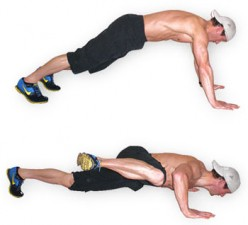 How to Perform a Push Up
