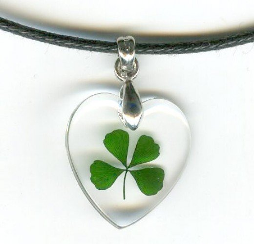 4 Leaf Clover Necklaces