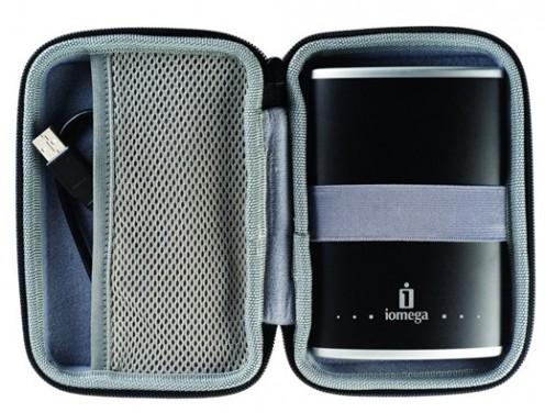 Portable Iomega drive case