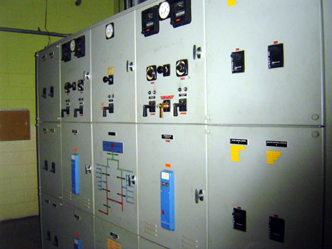 Metering and Control Panel