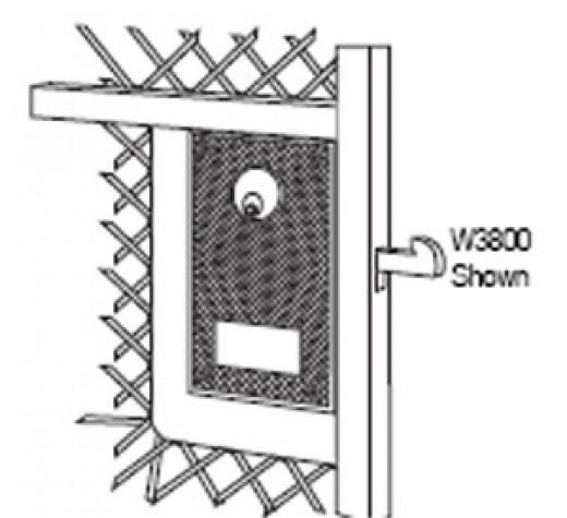 Classic Marks Gate Lock