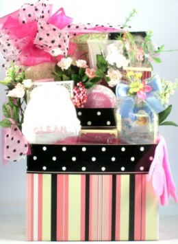 Just For Her Gift Basket For Women