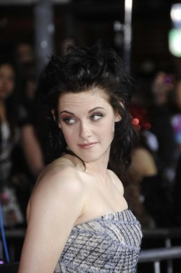 Kirsten Steward is the lead actress in the Twilight Saga.