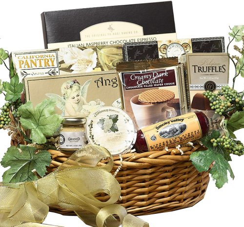 Art of Appreciation Grand Edition Gourmet Food and Snacks Gift Basket