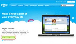 Downloading And Installing Skype