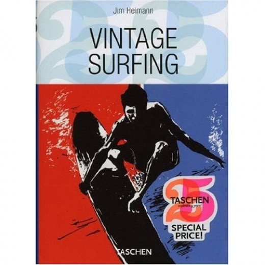 What could be cooler than vintage surfing?