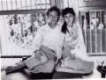 Suu Kyi and Aris-happy were the byegone days.