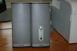 Bose Music Products: Great Computer Speakers - The Bose Companion Computer Speakers