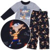 Phineas and Ferb Pajamas for Kids and Toddlers | Perry The Platypus Pajamas