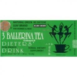 3 ballerina tea reviews weight loss