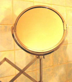 Magnifying Bathroom Mirrors