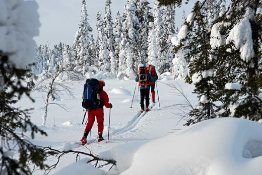 Skiing trips from the Igloo Village