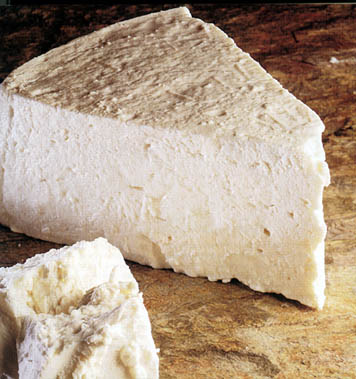 Made from goat's milk, feta cheese offers a distinct flavor, with varying pungency (is that a word?).  I enjoy using feta in a gammet of recipes, and often substitute it in place of other cheeses.